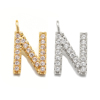 N(gold or rhodium plated)
