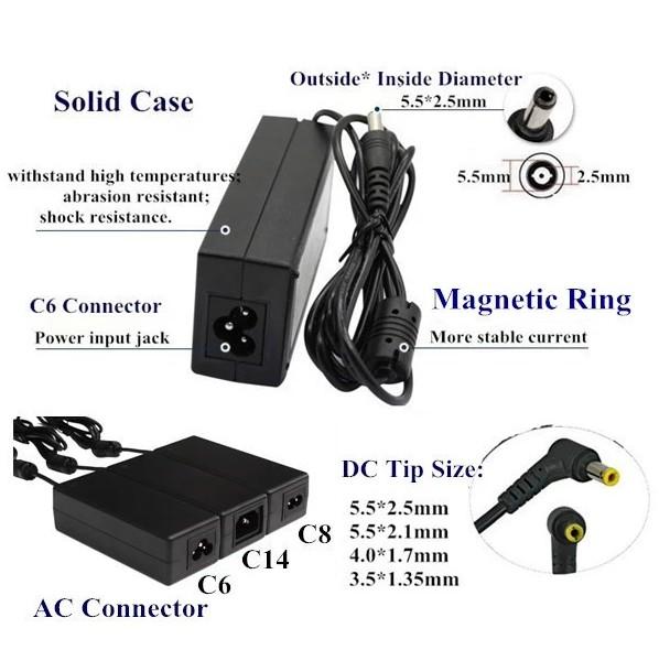 19 в 135 а Вт адаптер переменного тока зарядное устройство для HP Touch Smart Desktop PC COMPAQ NC NX NW