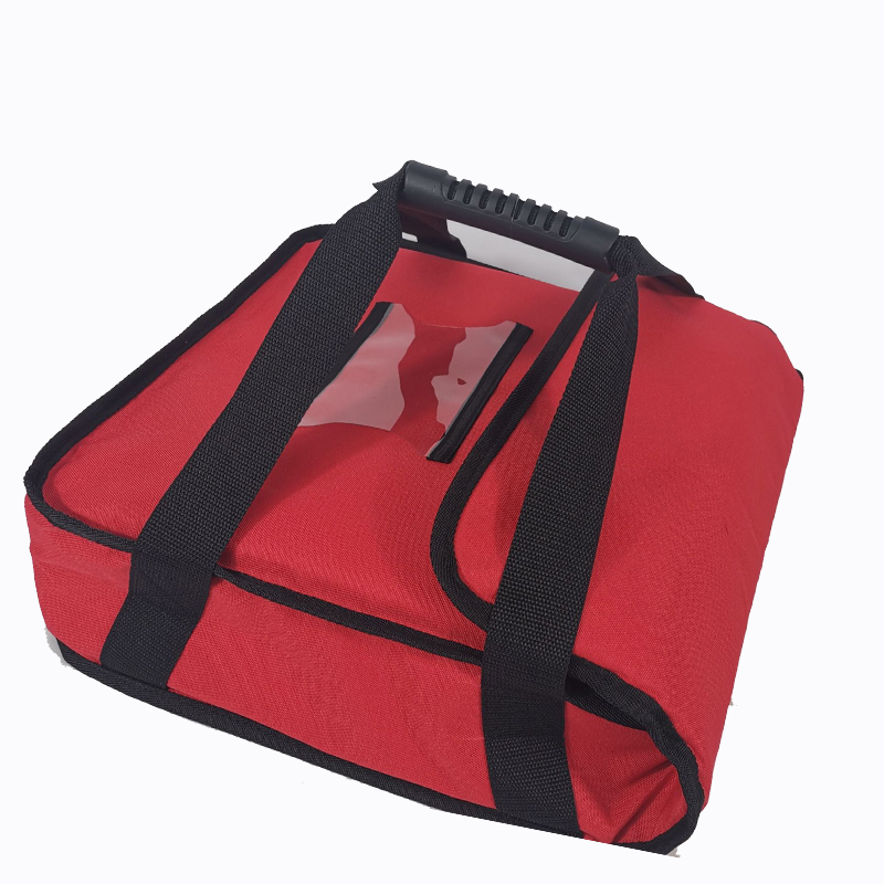 Pizza delivery bag Durable Professional Waterproof Food Thermal insulated pizza delivery carry bag