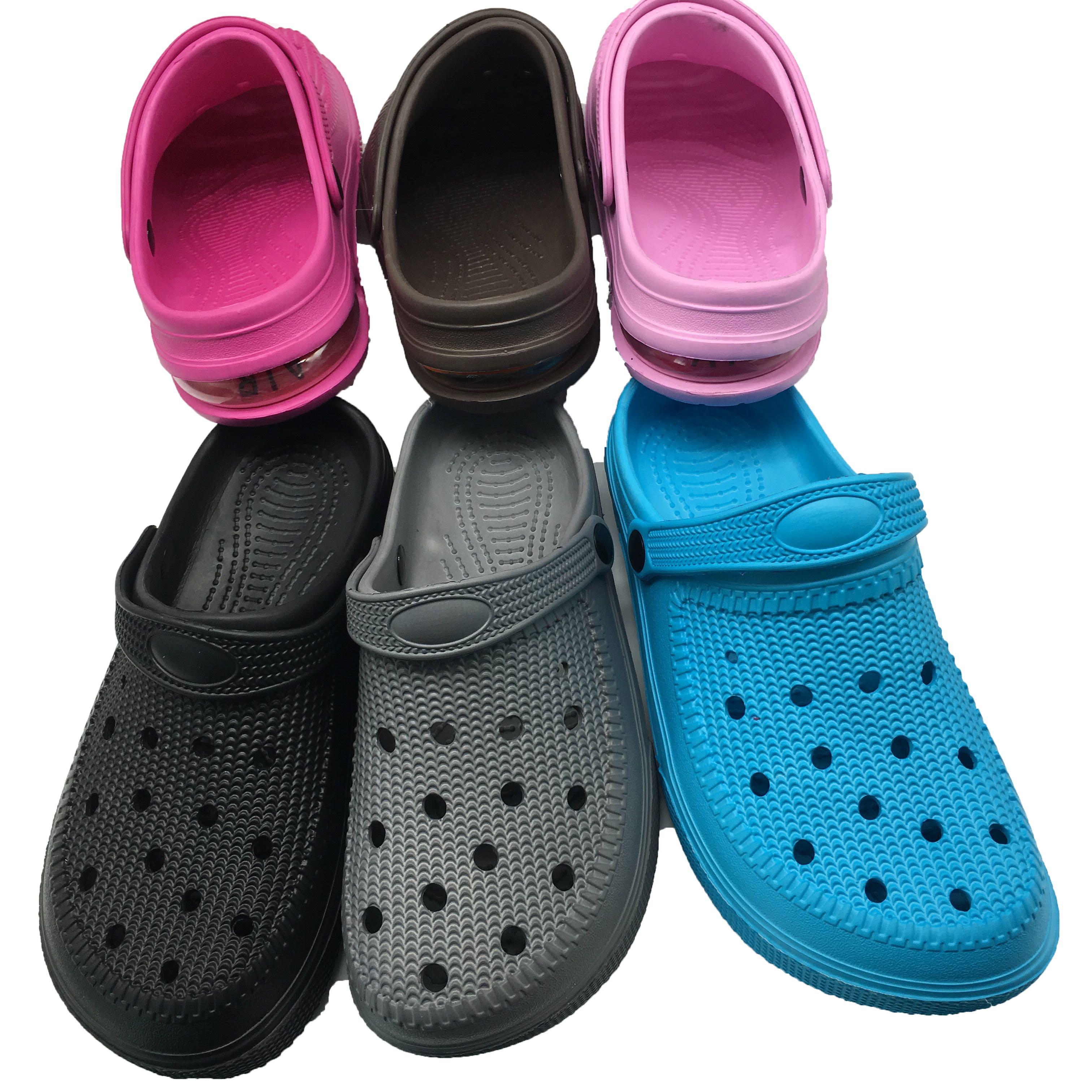 Женские садовые Сабо без шнуровки, индивидуальная обувь из ЭВА, с воздушной подушкой, лето-весна, оптовая продажа