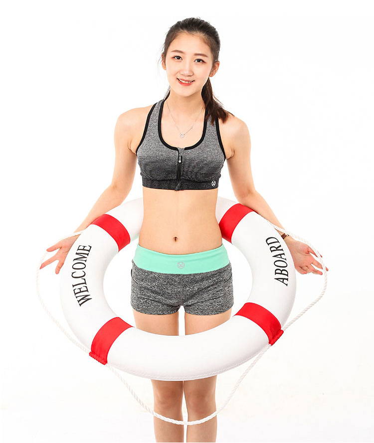 High Quality Water Rescue Life Saving Ring Life Buoy Solas Approved Ec Certificated for Sale
