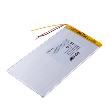3 line Tablet pc 3285170 3.7V 6000MAH (polymer lithium ion battery) Li-ion battery for tablet pc 7 inch 8 inch 9inch