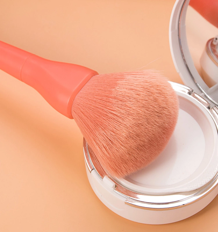 Super Hot Luxury High Quality Professional pink cute high quality wholesale small vegan customs private label makeup brush set