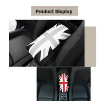 Atreus автомобиля подлокотники Чехлы для BMW Mini Cooper R61 R55 R56 R50 R53 F55 F56 F60 Countryman R60 Clubman аксессуары для холодильника(Китай)