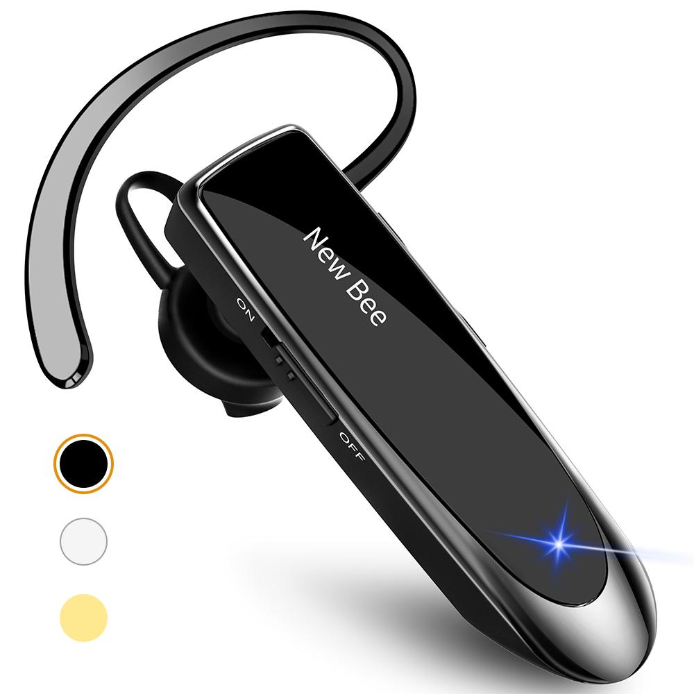 New Bee B41 CSR 5,0 24 часа беспроводные Bluetooth наушники-вкладыши с микрофоном