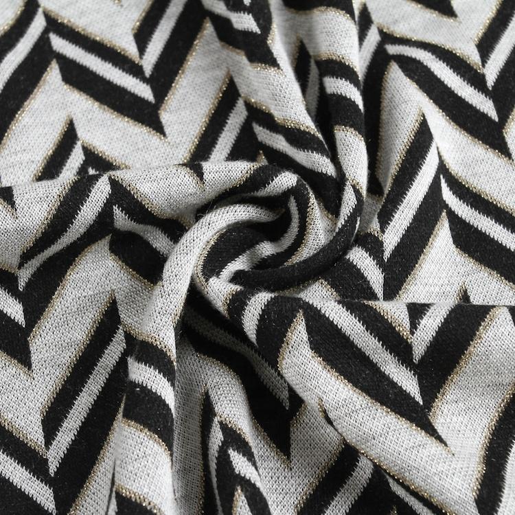 Hot sales new design 215 GSM jacquard fashion fabric brocade polyester