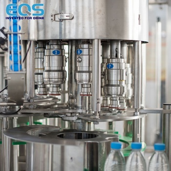 CGF Series Mini Mineral Water Bottling Plant