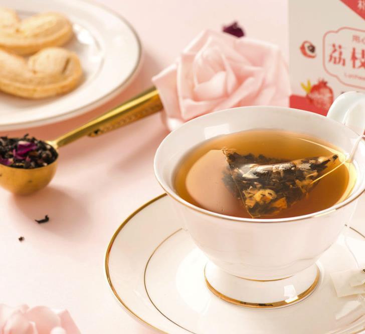 Wholesale Flower Tea Litchi Black Tea - Buy Litchi Black Tea,Lychee Black  Tea Triangle Tea,Black Tea Mixed Tea Product on Alibaba.com