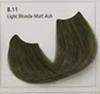 8.11 Light Blonde Matt Ash