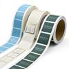 Foil stamping label