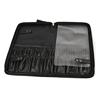 Custom Makeup Brush Packaging Organizer Bag