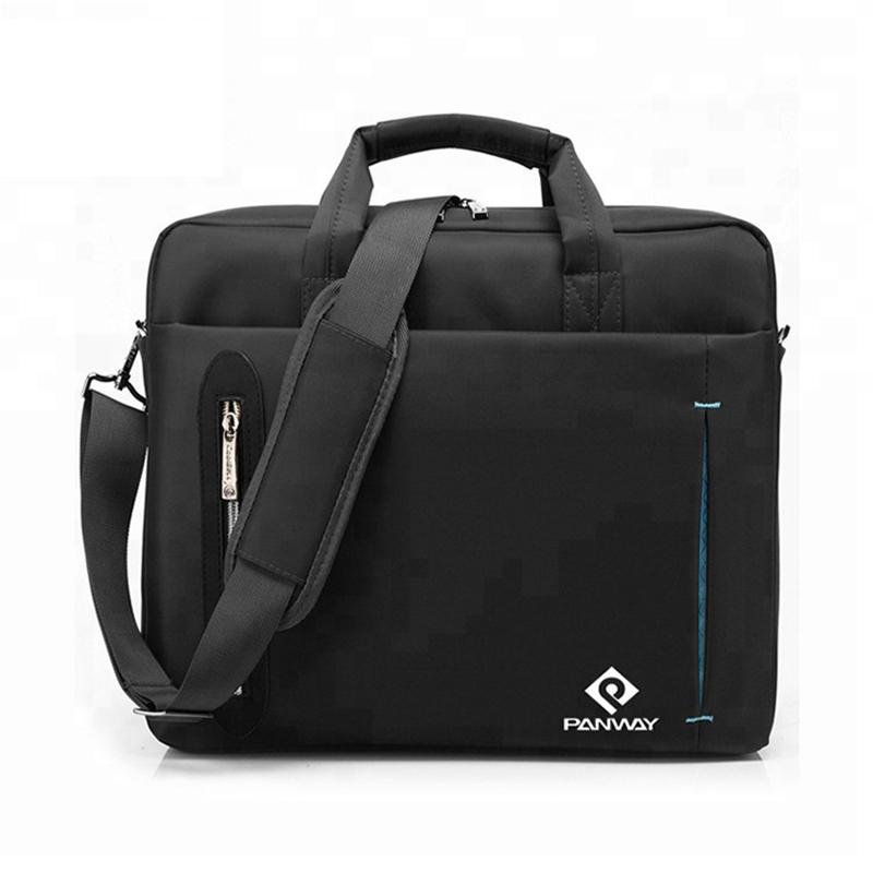 Bag for laptop Wholesale multifunction Fashionable Durable Lightweight Business Nylon Office Laptop Shoulder Tote Bag