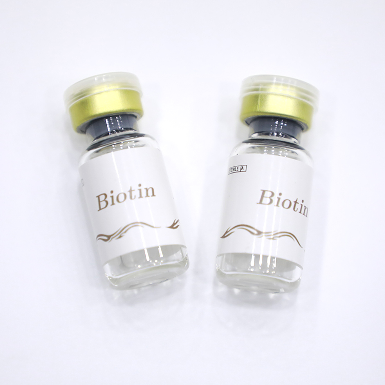 Biotin 1ml for PRP Platelet Rich Plasma Hairloss Treatment