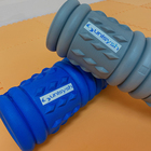 Sports Muscle Sports Fitness Durable Plastic High Density Muscle Massage Blue Foam Roller