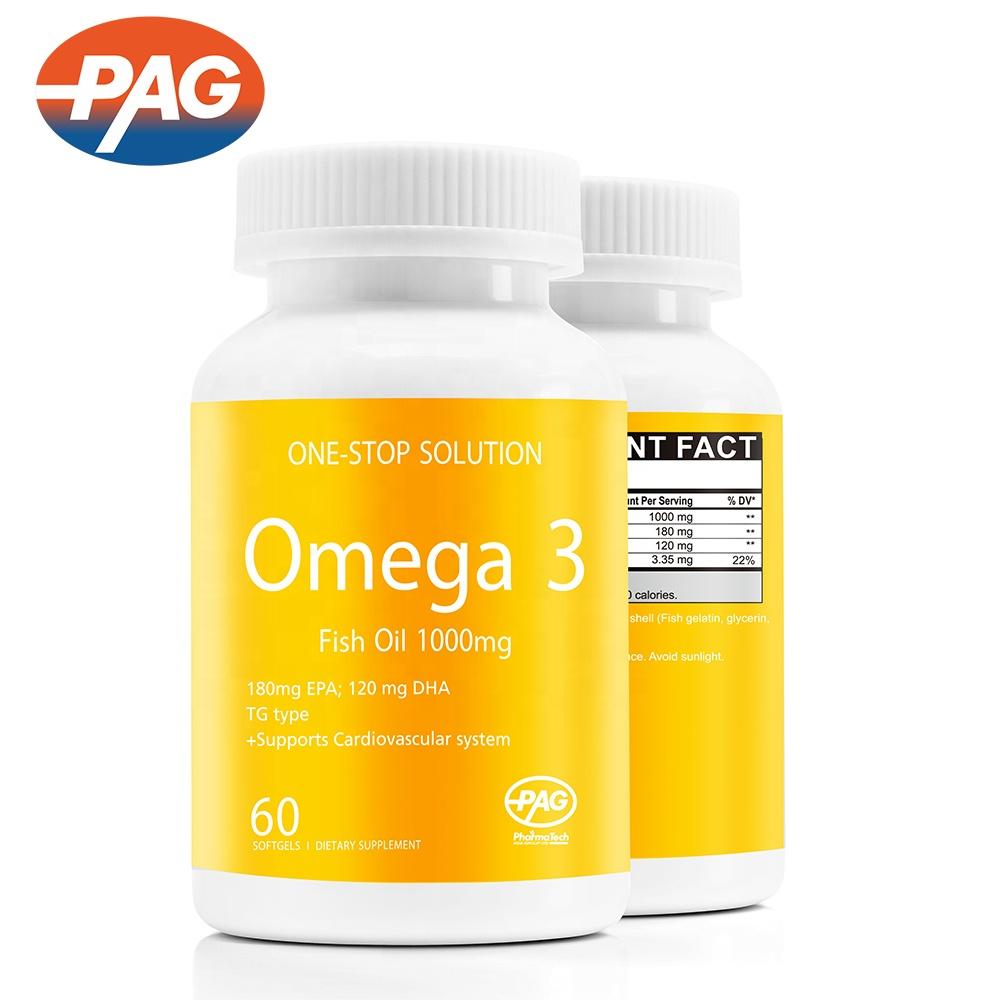 Капсулы Омега 3, 6, 9, рыбное масло, Халяль, мягкие капсулы для улучшения памяти детей