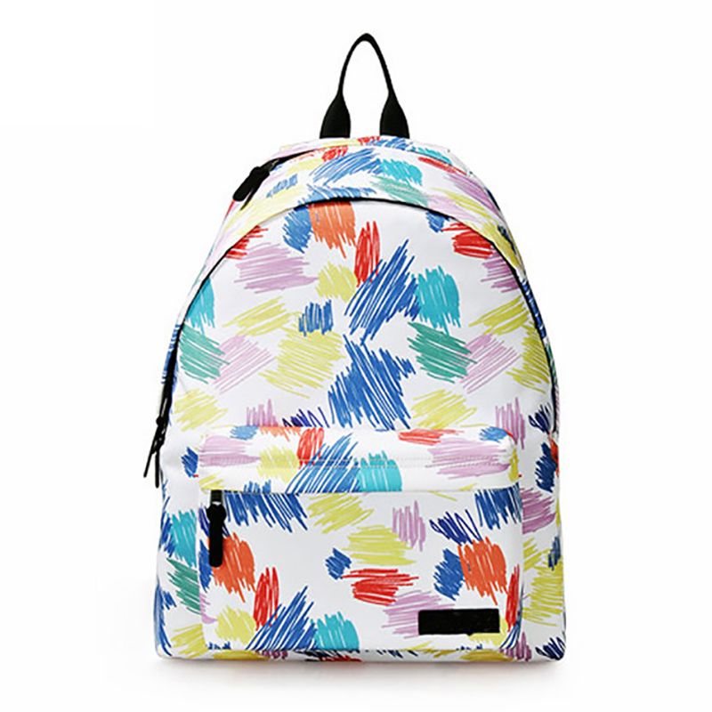 Mini backpack Wholesale New Models Lightweight Durable Printing Office small school bag backpack for lady