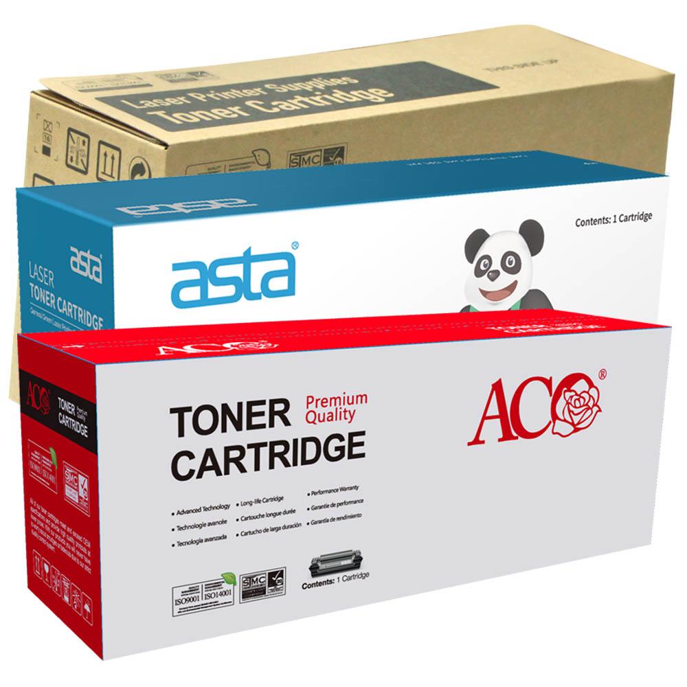 ACO оптовая продажа с фабрики лазерный тонер 05A 05X 12A 17A 26A 30A 35A 36A 59A 78A 83A 85A 88A Премиум совместимый тонер-картридж для HP