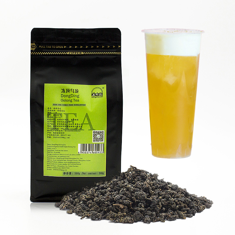 Dongding Oolong tea milk tea shop special for making milk cap tea - 4uTea | 4uTea.com
