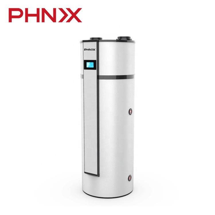 PHNIX Manufacturing Air Source Domestic Water Heater Heat Pump Monoblock