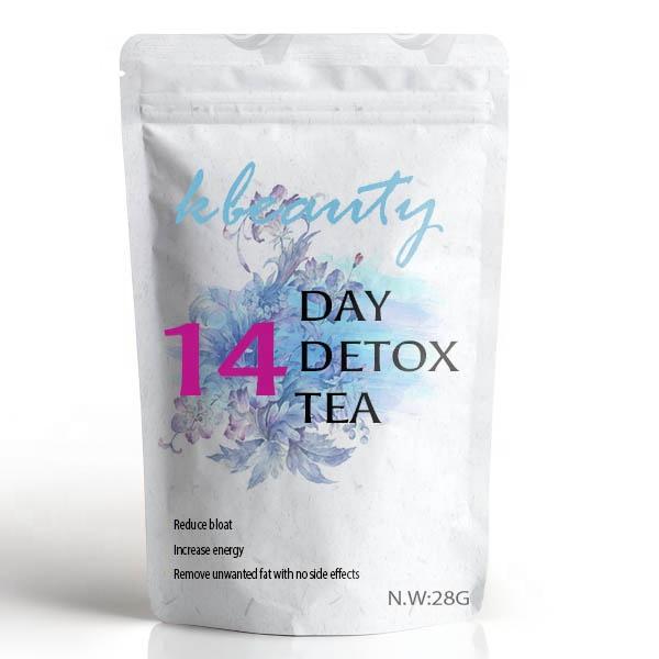 Customized Natural Herbs Tea -The 14 day Body Slim Tea tox (custom service) - 4uTea | 4uTea.com