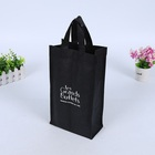 Bag Cheap Promotional Bags Custom Wholesale ECO Recyclable Reusable Manufacturer Cheap Promotional Non Woven 2 Wine Bottle Bag
