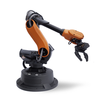 Wlkata 6 axis college student industrial diy robotic arm for Global maker