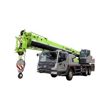 Truck Mounted 60 Ton Crane Truck For Sale Zoomlion ZTC600R562