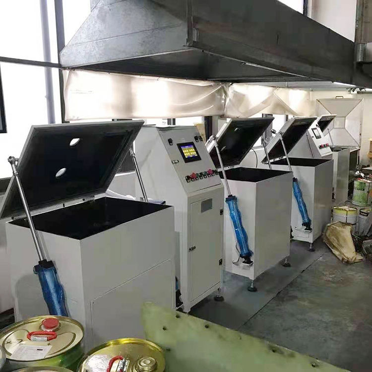 automatic impregnation machine of isolation transformer audio power amplifier coil