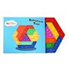 22 hexagon box