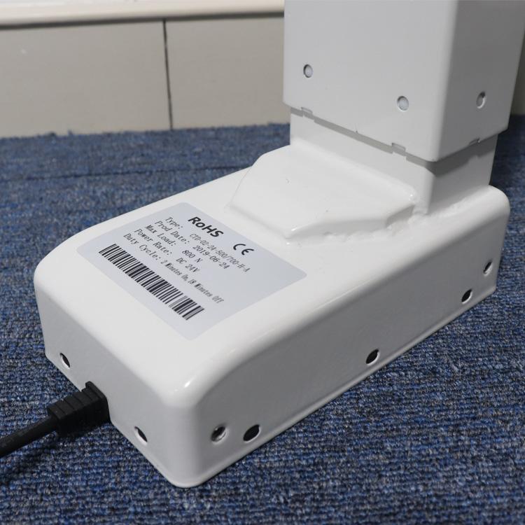 Регулируемая высота 3 этапа электрическая подъемная колонна для струйного принтера Desk