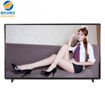 "LCD TV OEM Factory Wholesale Cheap Price and 70""-100"" Flat Screen Television 4K Smart TV 95 inch LED TV"