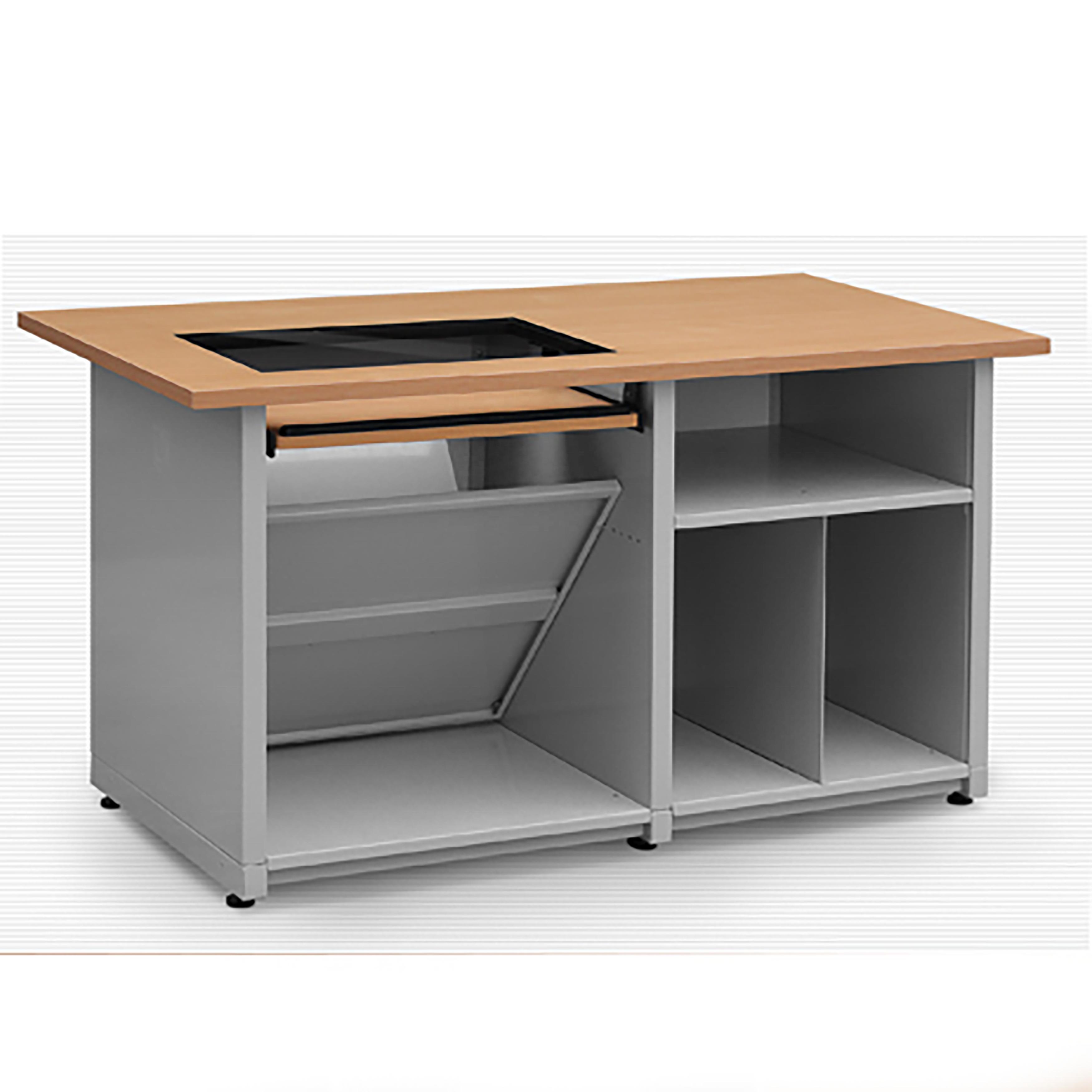 Modern Design Computer Desk Material Steel Sheet Glass Wood Mdf For Office Furniture Buy Computer Desk Office Table Office Computer Desk Product On Alibaba Com