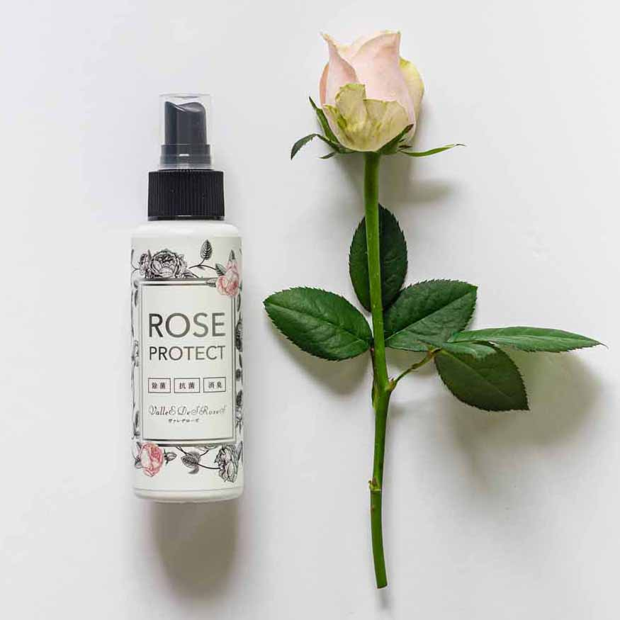 Release stress popular Japan eco friendly bottle rose water face spray