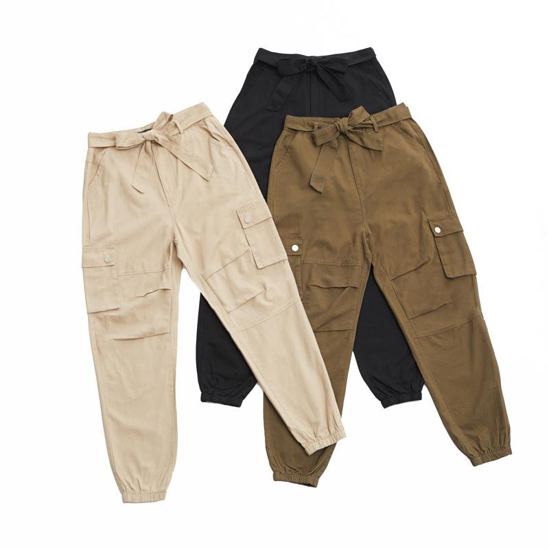 Pantalones De Algodon Para Mujer Pantalon Informal Lavado Primavera 2020 Venta Al Por Mayor 100 Buy 100 De Algodon De Las Mujeres Pantalones De Las Mujeres Pantalones Casual Product On Alibaba Com