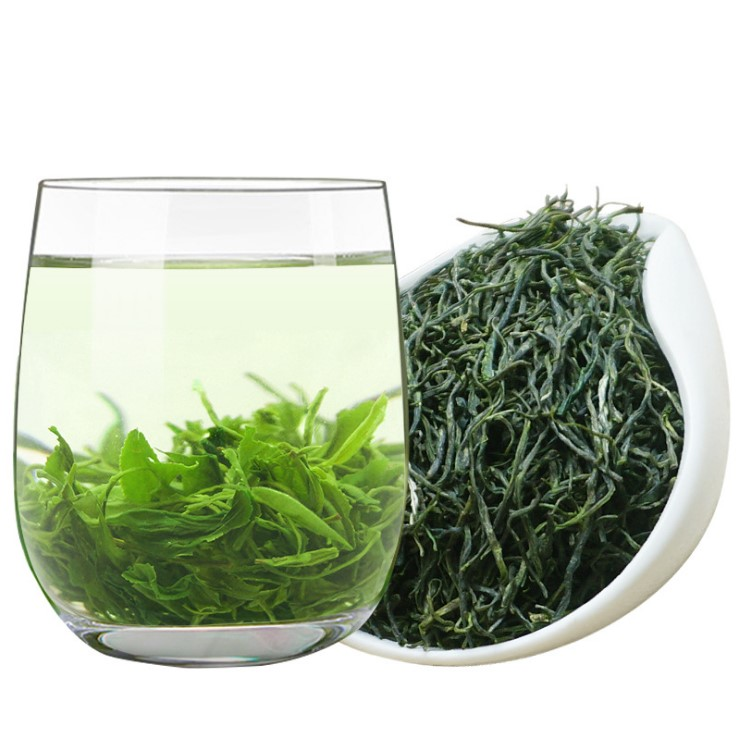 Super fresh and green High Mountain Pollution Free Organic Tea Leaves Maojian Green Tea - 4uTea | 4uTea.com