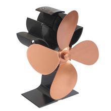 Печь вентилятор для камина Деревянный Журнал горелка мощность ed экологический вентилятор для камина тепловая мощность вентилятор для печи...(Китай)