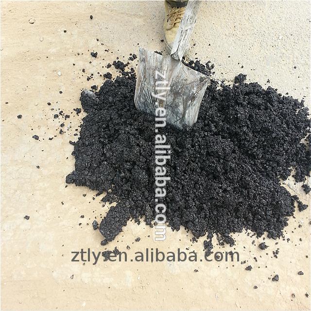 Битумный битум Zhongtian, холодная смесь, всесезонный тротуарный материал (постоянный ремонт) roadfix ac5