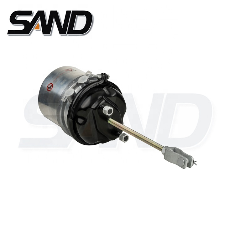 High Quality Durable spring truck knorr brake air chamber t30/30 for heavy duty trailer bus 81504106537 81504106536