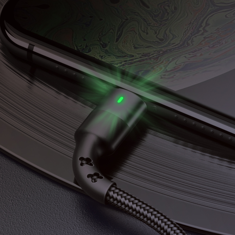 USAMS Hot Selling length Lighting Charging Cable for iphone