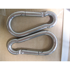 Steel Snap Hook Snap Hook 304 Stainless Steel DIN 5299C Spring Snap Hook