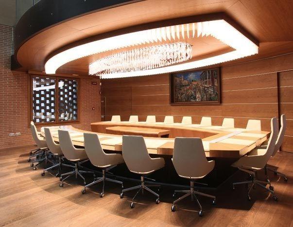 Modern boardroom table office furniture conference room desk board room table