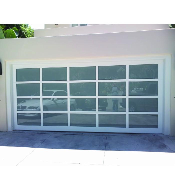 Topwindow 12x7 Aluminium Sectional Commercial Exterior Glass Automatic Slide Garage Door Buy Clear Garage Doors Mechanism For Garage Door Lifting Used Commercial Exterior Glass Garage Door Product On Alibaba Com