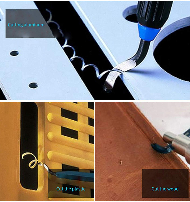 LISCA HSS Handle Slitter Blades Knife Steel Deburring Trimmer Tool Part Repair Scraper Edge