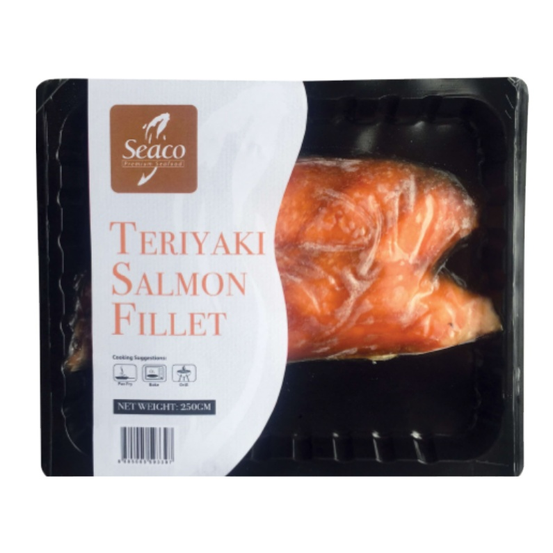 Singapore Manufactured Frozen Fish Vacuumed Packed Top Quality Convenient And Easy Meal Preparation Teriyaki Salmon Buy Frozen Salmon Fish Marinated Teriyaki Salmon Frozen Marinated Frozen Seafood Salmon Product On Alibaba Com