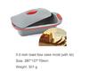 """9.5 """"toast moule à cake (avec couvercle)"""