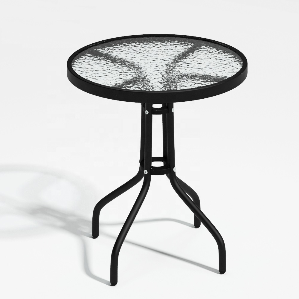 Coffee Furniture Cafe Shop Tables Balcony Bistro Tea Design Outdoor Garden Restaurant Round Small Table