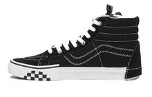 Аутентичная Классическая обувь VANS для скейтбординга, классические кроссовки красного цвета, Мужская/женская спортивная обувь, европейские...()