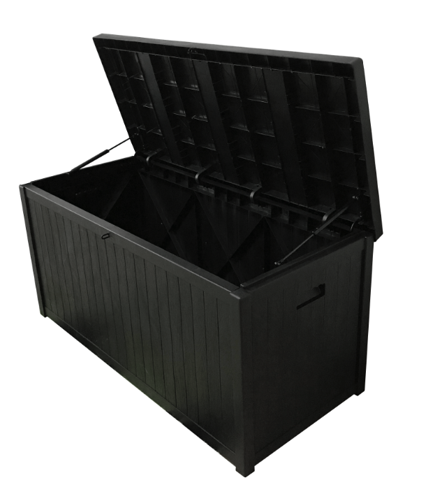 Patio Deck Box Outdoor Storage Containers Outdoor Container With HGSL
