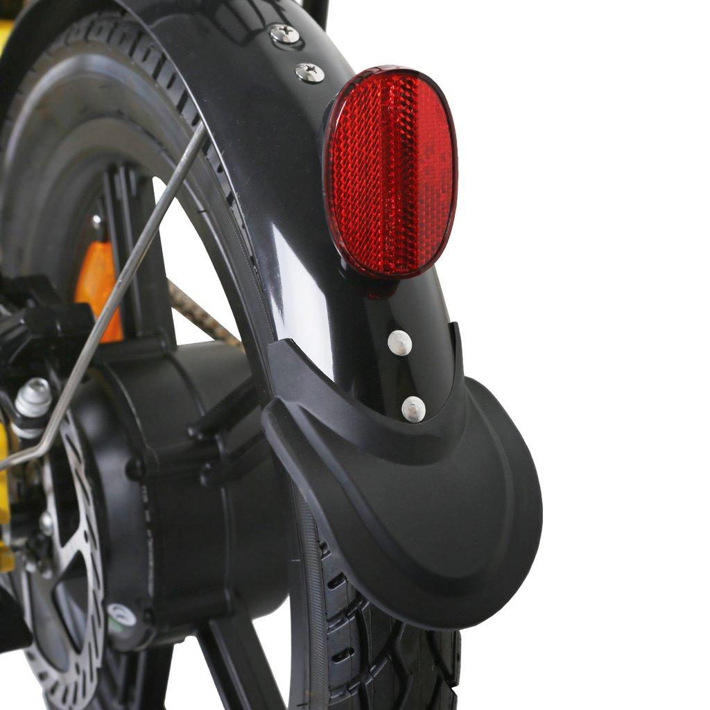 2020 2021 New Light Cheap E-bike 14 inch E Bike 48V 6AH 8Ah Battery Portable Ebike Folding Electric Bike Bicycle