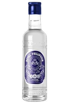 Стеклянная бутылка 1000 мл нейтральной органической водки